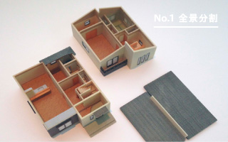 No.1 全景分割